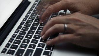 Cyber virus hacker La Presse