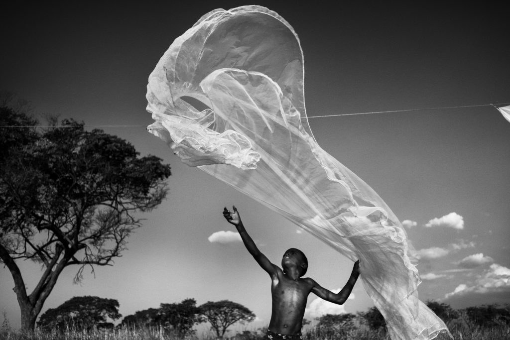 Africa, Zambia, Lorenzo Cicconi Massi. From the report 'The land of the giant children''