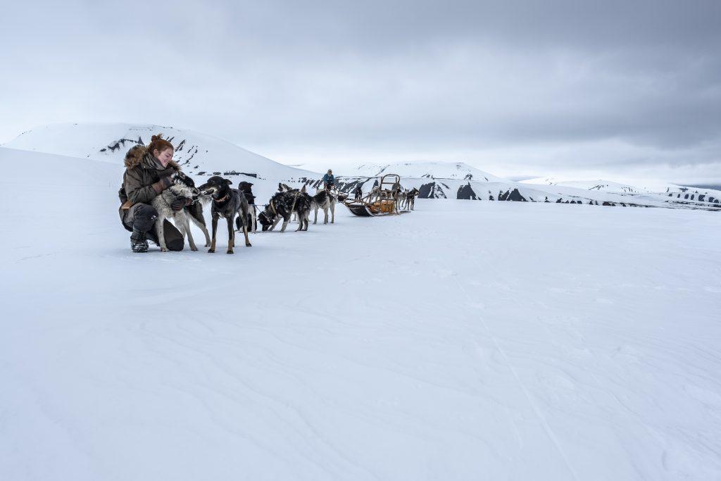 Svalbard islands (Norway), Valentina Tamborra. From the report 'Mi Tular'
