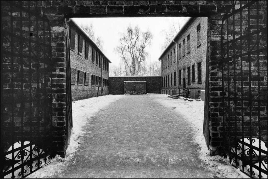 Poland, Ivo Saglietti. From the report 'The Evil: inside Auschwitz'