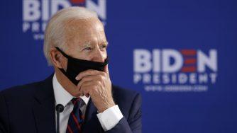 Joe Biden conferenza (La Presse)