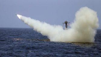 Iran Naval Drill (La Presse)