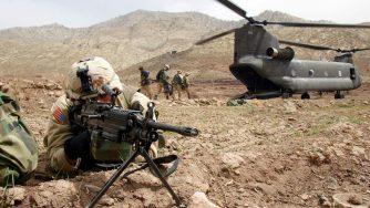 Us troops in Afghanistan (La Presse)