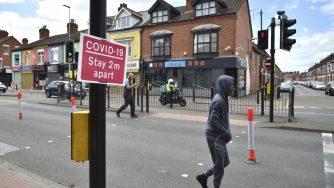 Leicester coronavirus (La Presse)