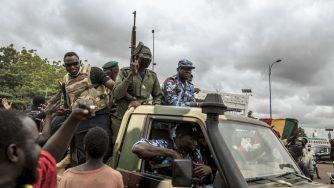 Colpo di stato in Mali, il presidente si dimetteColpo di stato in Mali, il presidente si dimette (La Presse)