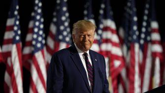 Elezioni Usa 2020 Convention Nazionale Repubblicana (la presse)