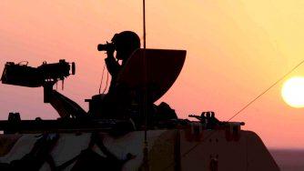 Confine Iraq Kuwait (La Presse)