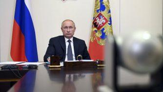 Vladimir Putin (La Presse)