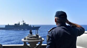 Turchia-Grecia: esercitazione militare nel Mar Mediterraneo