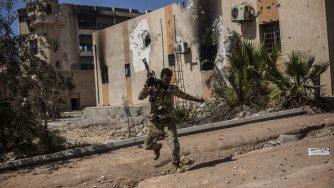 Cessate il fuoco in Libia (LaPresse)