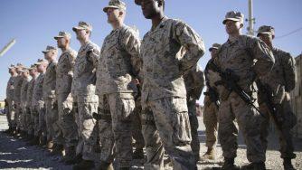 Afghanistan, truppe Usa (La Presse)