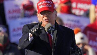 Donald Trump Maga (La Presse)