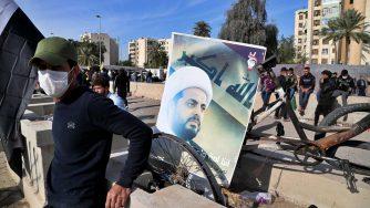 Iraq-Iran proteste (La Presse)