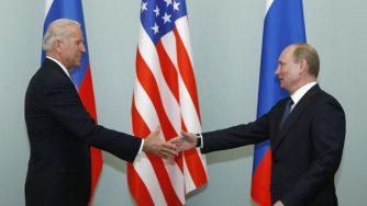 Joe Biden e Vladimir Putin (la Presse)