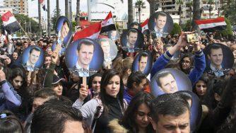 Siria, Assad controllo (la Presse)