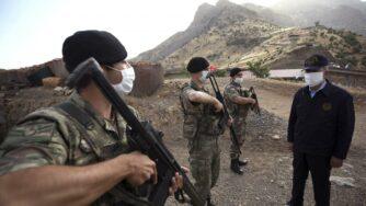 Soldati turchi (La Presse)