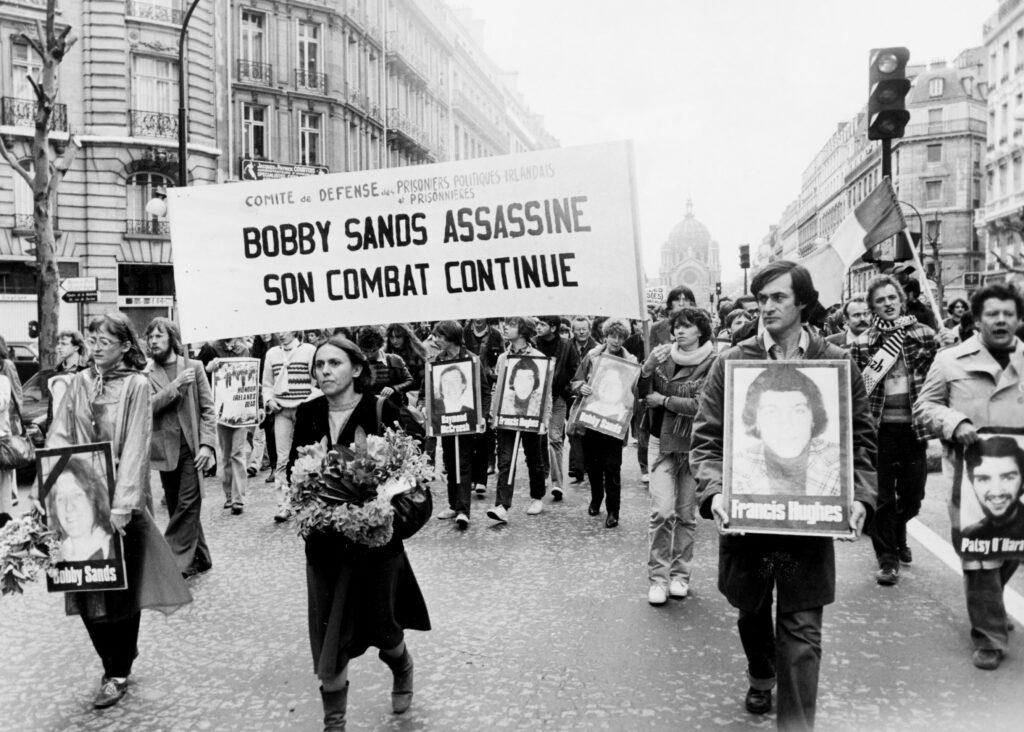 conflitto irlanda del nord Bobby Sands